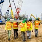 تعیین مسیرهای تردد در کارگاه های ساختمانی