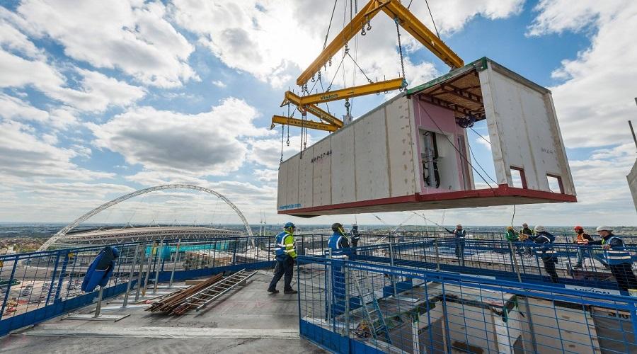 فناوری های نوین در صنعتی سازی ساختمان