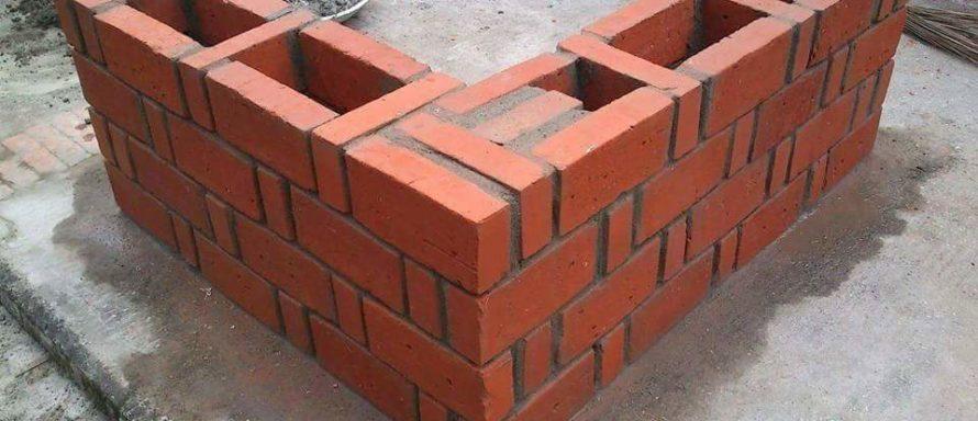 روش ساخت دیوار