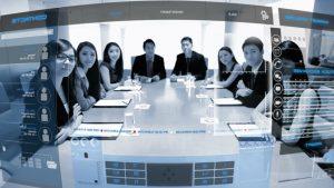 رهبری تیم های مجازی