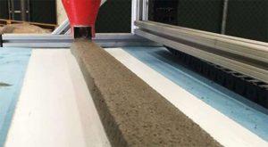 چالش های پرینت سه بعدی ساختمان
