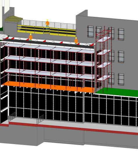 LOD در مدلسازی اطلاعات ساختمان (BIM)