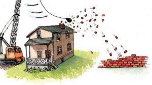 ضایعات ساختمانی