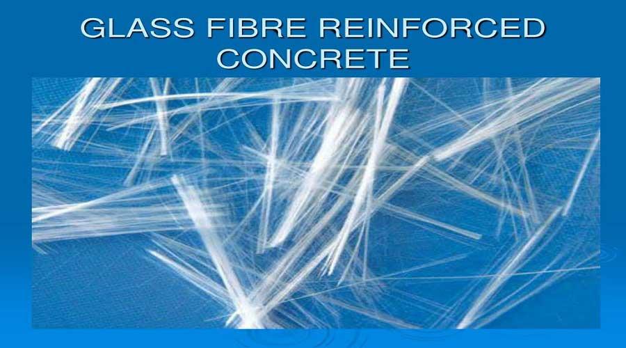 glass fiber concrete