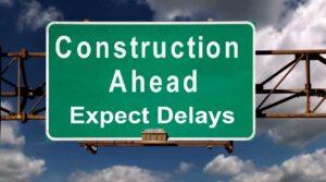 تاخیر در پروژه های عمرانی