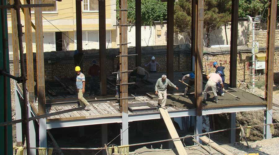کارگران-ساختمانی